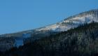 Stoki Czarnej Góry - widok z pensjonatu Monte Negro