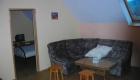 Salon w apartamencie w Monte Negro