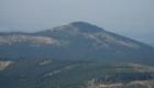Widok z okien pensjonatu Monte Negro
